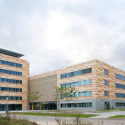Max-Planck-Institut in Mainz